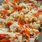 ミックス野菜炒め 作り置きの「野菜のおかずのもと」