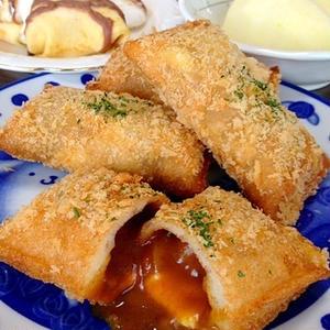 簡単&お手軽!魅惑のおいしさ「揚げ食パン」レシピ