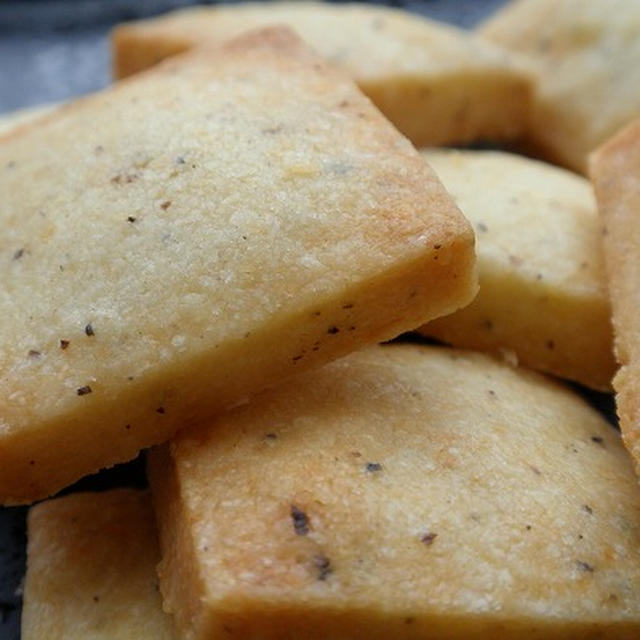 ☆レシピ☆ ペッパーチーズクッキー