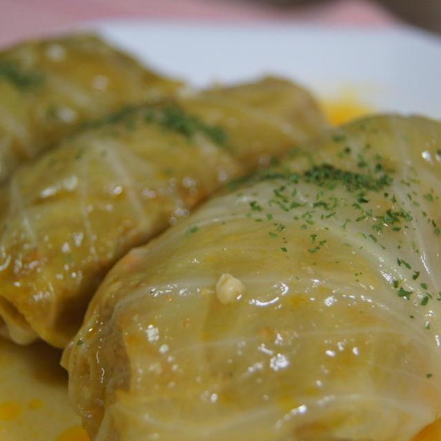 【ほっこりキッチン】ロールキャベツの塩麹入りスープ煮込み