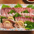 シイラ(カナヤマ、マビキ)のさばき方、刺身、炙り刺身を動画で解説。 by 筋肉料理人さん