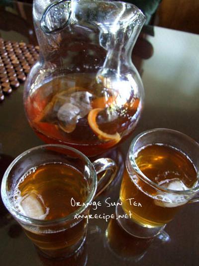 フルーティーな太陽紅茶(サンティー) / 些細なことです…