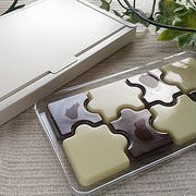 バレンタインに♪パズルチョコレート