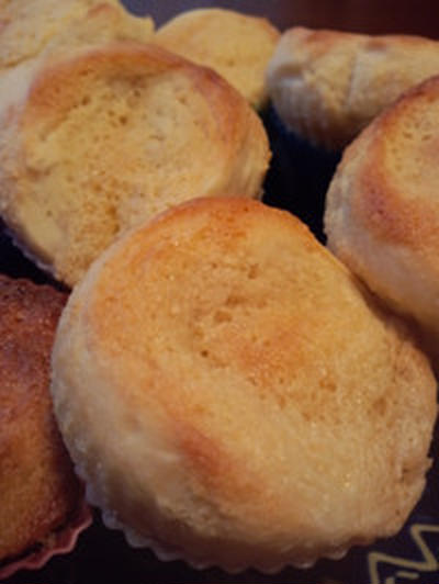 きのうのおやつ  アーモンドクリームのっけパン