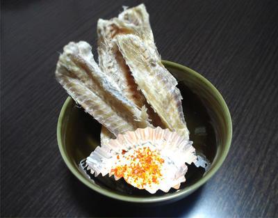 唐辛子マヨ