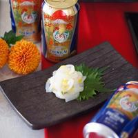 材料3つ♬柚子イカ塩麹*プレミアムモルツに合う肴*お正月にもごはんのお供にも