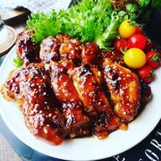 名古屋風といえば!と、運動会のお弁当にも♪名古屋風甘辛チキンをもも肉で♪