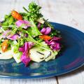 【ドレッシングレシピ】海藻とフルーツのサラダ