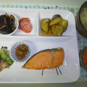 美味しい鮭!!焼きました☆(*'▽')