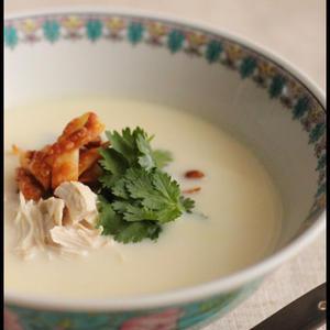優しい味で栄養たっぷり♪朝ごはんにオススメの「鶏粥」アイデア5選