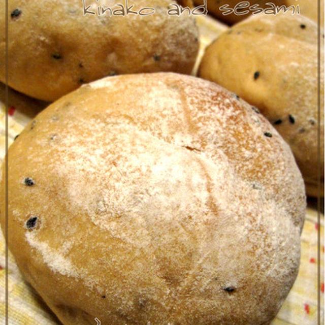 ハイジのきな粉パン