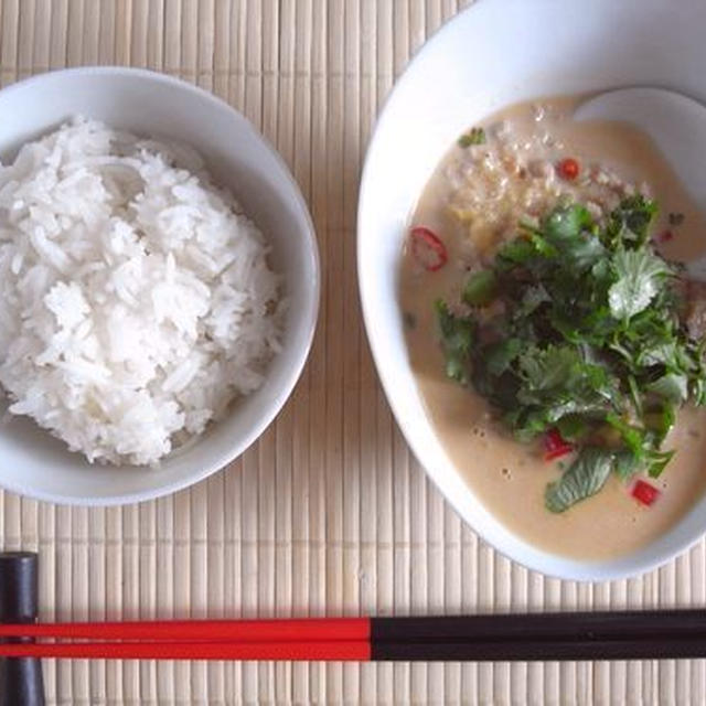 Le Petit Cambodgeのナタンの再現、でもも少しあっさり味に挑戦
