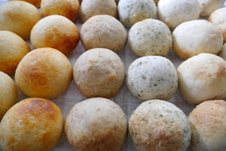 ホームベーカリー&発酵はいらない!簡単「おかゆ de パン」の作り方の画像1