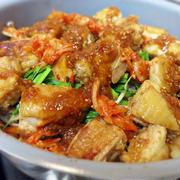 タッカルビ風ジュージュー鍋