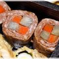 おせちを手作りしよう! <牛肉の八幡巻き> お弁当にもお勧め♪
