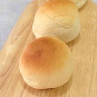 テーブルパン【Cottaパン教室より】でエビかつバーガー