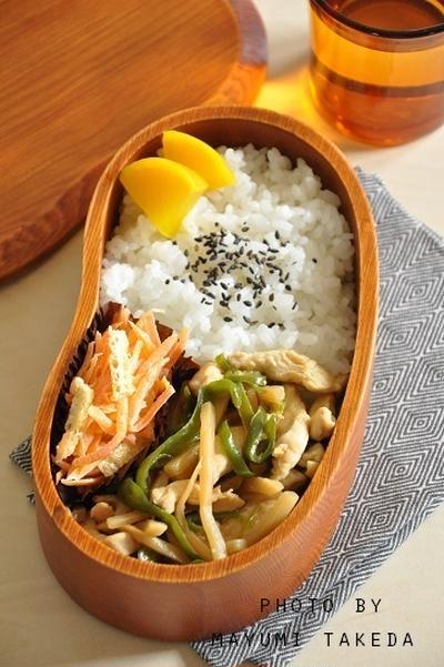 【野菜高騰対策弁当】野菜が高くても買いやすかった水煮を使ったお弁当