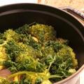 Staub鍋で作るチキンのレモン蒸し焼き