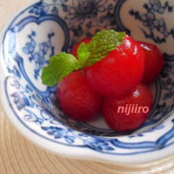 プチトマトのマリネ(つくりおき)
