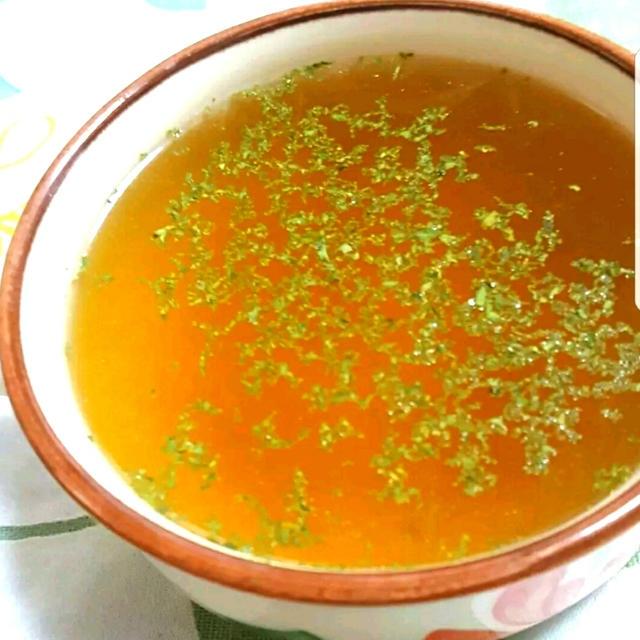 レシピ コンソメ スープ