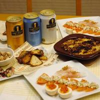 【お試しレポ】おうち居酒屋にピッタリのクラフトビール★サントリー クラフトセレクトシリーズ