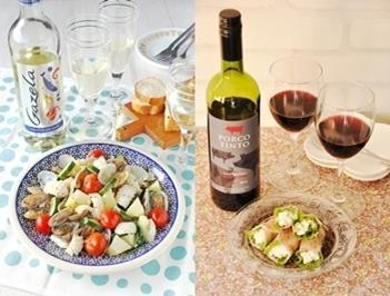 ポルトガルワインと相性抜群の魚介料理&肉料理を楽しもう♪イベント