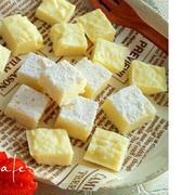 ♡水切りヨーグルトde作る♪口どけなめらか♡ホワイトチョコ♡【#材料2つ#簡単#ホワイトデー】