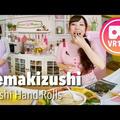 手巻き寿司 | VR180 料理動画 | OCHIKERON by オチケロンさん