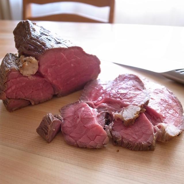 肉ヒーローになろう!なローストビーフ|庄司いずみさんの、野菜を「和」で食べるレシピ