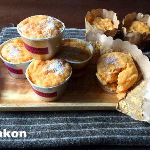 混ぜてチンしてできあがり!レンジで作る簡単カップケーキ