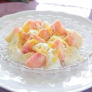 爽やかな甘さ香る♪「桃」を使ったおもてなしレシピ