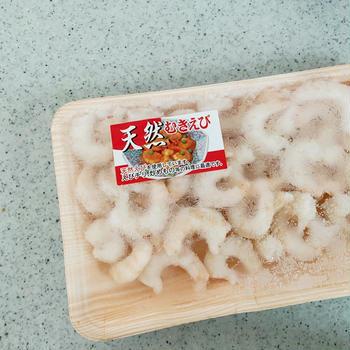 ぷりっと美味しい♡シーフードミックスの解凍方法