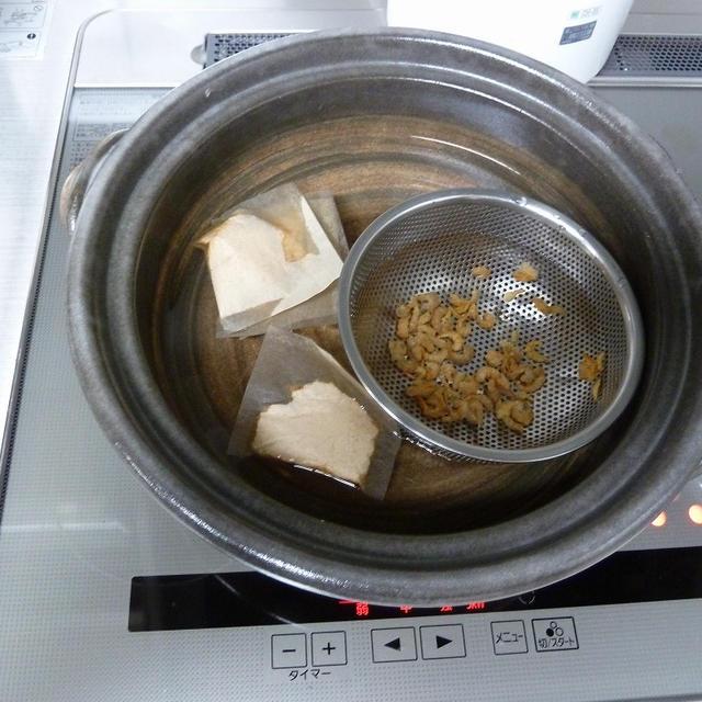 焼き豚ラーメン鍋♪