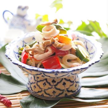 タイ風野菜炒め