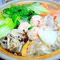 「海鮮鍋」