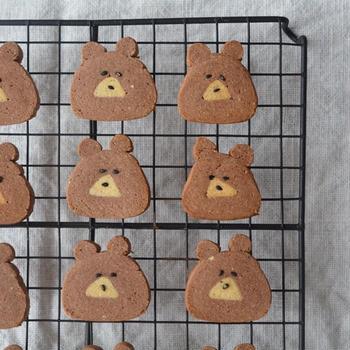 金太郎クッキー練習はじめました。