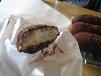 現役給食のおばちゃんの揚げパン
