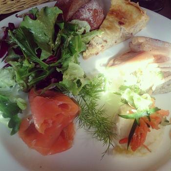 Sunday lunch♪