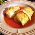 【レシピ】簡単トマト缶料理!茹で汁活用のロールキャベツ(トマトベース)の作り方