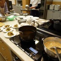 栗原はるみさんの料理教室で作ったもの。
