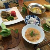 一二三庵の日本料理教室 ~文月