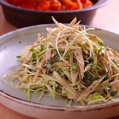 ごぼうサラダのレシピ34選!たっぷり食べたい美容根菜サラダ