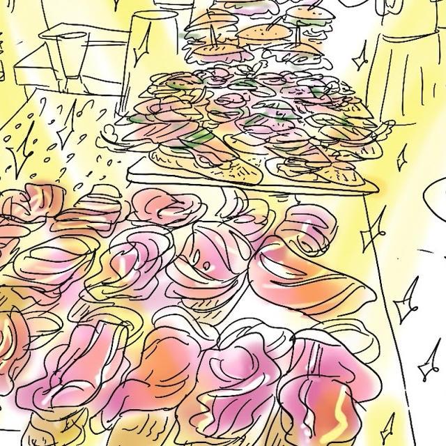 <スペイン旅の記録>サンセバ&ビルバオ3日間〜その7(バルのピンチョス!)
