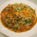 中華風大皿レシピ☆ピリッと花椒香る肉野菜炒め☆そして日本橋高島屋新館に行ってみた!