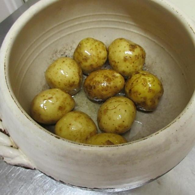 【レシピあり】小芋の照り煮。時間置くとますますおいしい♪