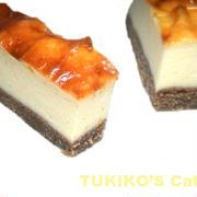 犬用ケーキレシピ【ヨーグルトチーズ風スティックケーキ】