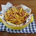 【秋のおやつレシピ】カリポリ!止まらない やみつき 芋けんぴの作り方