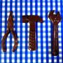 工具チョコ三種