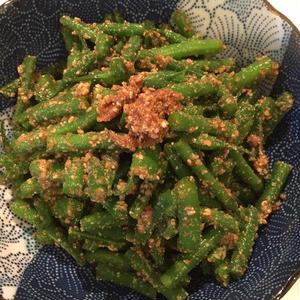 メインの食材は「いんげん」だけ!旬を味わう彩りおかずレシピ