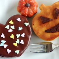 スライス生チョコレートを使って☆簡単チョコホットケーキ♡